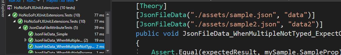 Test Unitaires – Improuver vos tests avec des attributs custom (JSON, XML)