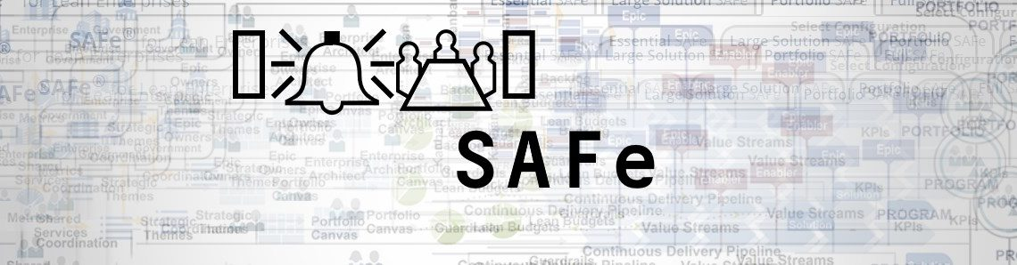 SAFe – Just got certified! Yay