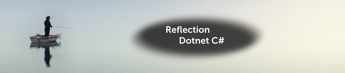 Dotnet and Reflection – Exploration By Example