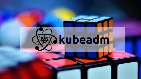 "kubeadm – How to ""upgrade"" (update) your configuration"
